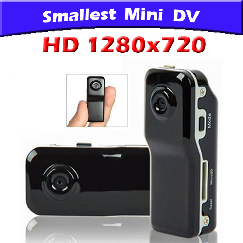 mini dv spy camera spia md80 td8 hd 1280x720 voice detected laser rh laserelectronic it