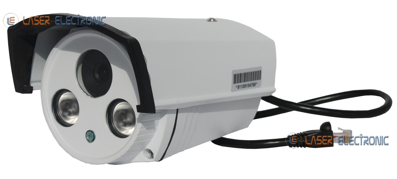 Telecamera ip megapixel hd 720p da esterno stagna rj45 ir for Telecamere da esterno casa